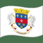 🇧🇱 Bendera Saint Barthelemy Google