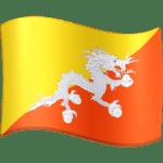 🇧🇹 Bendera Bhutan Facebook
