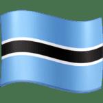 🇧🇼 Bendera Botswana Facebook