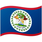 🇧🇿 Bendera Belize Google