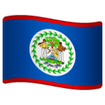 🇧🇿 Bendera Belize WhatsApp