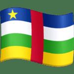 🇨🇫 Bendera Afrika Tengah Facebook