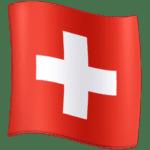 🇨🇭 Bendera Swiss Facebook
