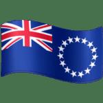 🇨🇰 Bendera Kepulauan Cook Facebook