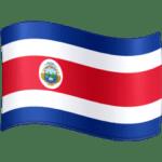 🇨🇷 Bendera Kosta Rika Facebook