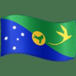 🇨🇽 Bendera Pulau Natal Facebook