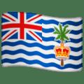 🇩🇬 Bendera Diego Garcia WhatsApp
