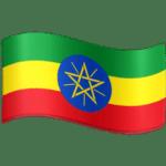 🇪🇹 Bendera Etiopia Facebook