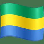 🇬🇦 Bendera Gabon Facebook