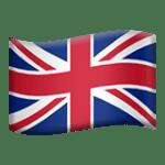 🇬🇧 Bendera Inggris Apple