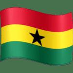 🇬🇭 Bendera Ghana Facebook