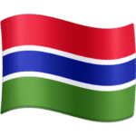 🇬🇲 Bendera Gambia Facebook