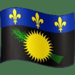 🇬🇵 Bendera Guadeloupe Facebook