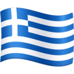 🇬🇷 Bendera Yunani Facebook