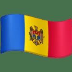 🇲🇩 Bendera Moldova Facebook